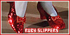 Ruby Slippers FL  button