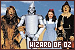 The Wizard of Oz Classic Movie FL button